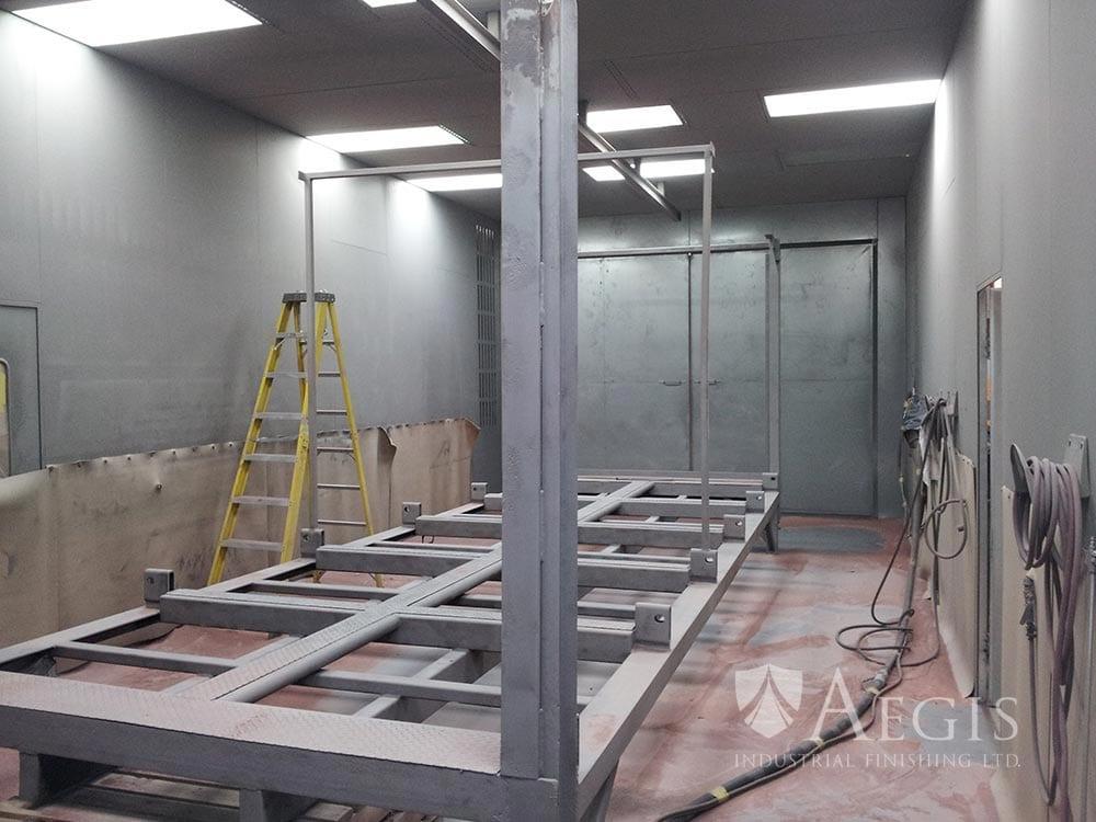 sandblasting-surrey-steel-aluminum